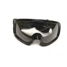 Кроссовые очки гибкие Vega MJ-01, черные