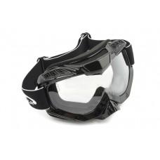 Мотоочки кроссовые Vega JС-1016, чёрные