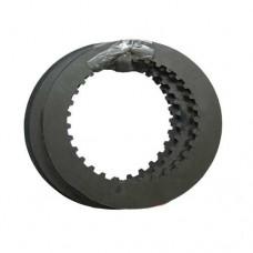 Диски сцеплентя промежуточные  на мотоцикл Иж металл (к-т 6 шт)