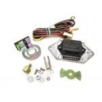 Модуль микропроцессорного бесконтактного зажигания 1147.3734 на мотоцикл ИЖ Юпитер 6-12В (Совек)