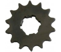 Звезда передняя 14 зубъев на мотоцикл Ява 12в