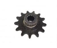 Звезда моторная 13 зубьев на мопед Верховина (на 11 шлицов)