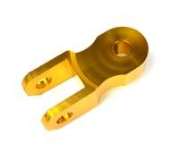 Удлинитель амортизатора  50 мм, золото
