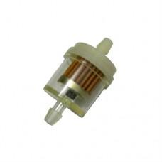 Фильтр топливный  на скутер с магнитом 001