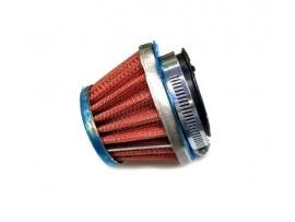 Фільтр повітряний на мотоцикл нульовік L1 d 42 мм