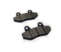 Гальмівні колодки на скутер GY6 50-150сс, Lead AF48, CBX-125 (дисковий гальмо)
