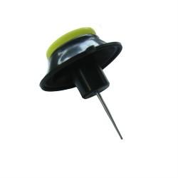 Діафрагма карбюратора на скутер 4T GY6-50 / 60сс