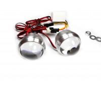 Диодные стробоскопы JC-928, белый свет