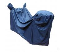 Чохол для мотоцикла V88 синій, розмір M