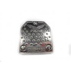 Накладка на педаль тормоза (металлическая с шипами)