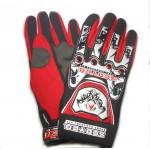 Перчатки для мотокросса Scoyco B001 (со светоотражающими вставками), размер М
