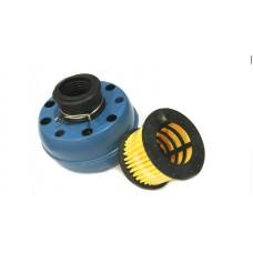 Воздушный фильтр на мопед Карпаты, Верховина нового образца (с запасным элементом)