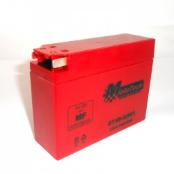 Акумулятор на скутер 12В 2,3А таблетка тонка GT4B-5 Yamaha \ Suzuki MoтоTech