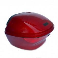 Кофр на мопед PH 013 красный