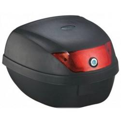 Кофр задний FXW  HF-880 черный матовый, съемный