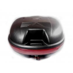 Кофр для скутера Kurosawa LX-026 черный, съемный