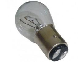 Лампа стопа 12в 21вт, 5вт  S25-цоколь двухконтактная (стоп и габарит)