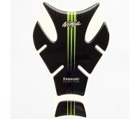 "Наклейка на бак мотоцикла ""Ninja"" (М-92)"