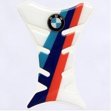 """Наклейка на бак мотоцикла """"BMW"""" (М-107)"""
