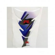 "Наклейка на бак мотоцикла ""R Racing"" (М-433)"