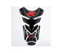"Наклейка на бак мотоцикла ""Factory Racing"" (М-468)"