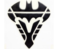 "Наклейка на бак мотоцикла ""Batman"" (М-067)"