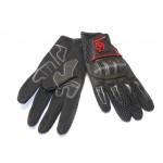 Мотоперчатки Scoyco черные, размер M (MC-23)