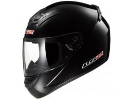 Мотошлем LS2 FF352 Rookie Solid Black, розмір M