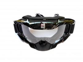 Мотоочки кроссовые Vega JС-1015, чёрные
