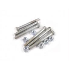 Болты крепления двигателя с гайками Иж (к-т 6+6 штук)