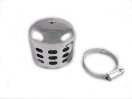 Воздушный фильтр нулевик d42 мм (М2) хром