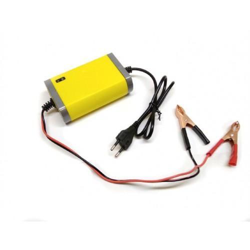 зарядное устройство для аккумулятора мотоцикла