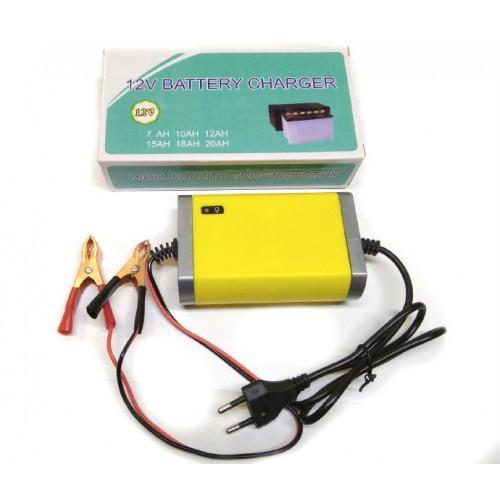 Зарядные устройства для аккумулятора скутера