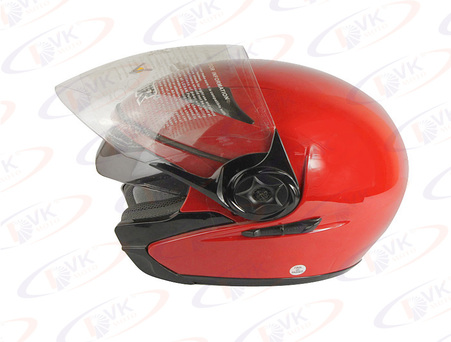 открытый шлем