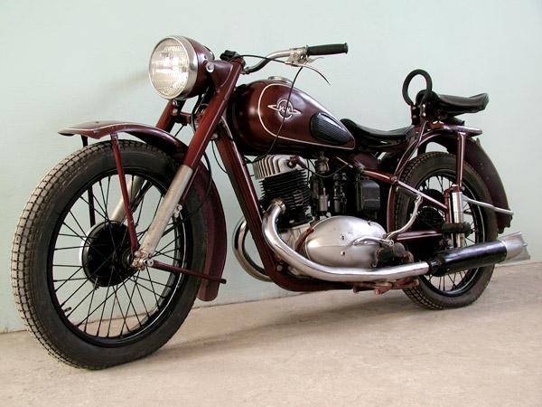 мотоцикл іж 49
