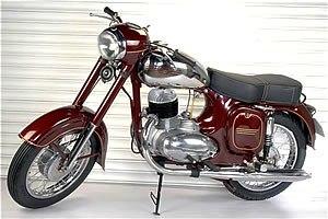 Мотоцикл Ява 6 Вольт