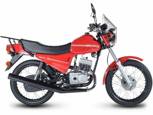 мотоцикл Минск С 125