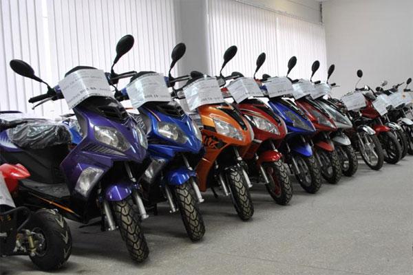 китайские скутеры