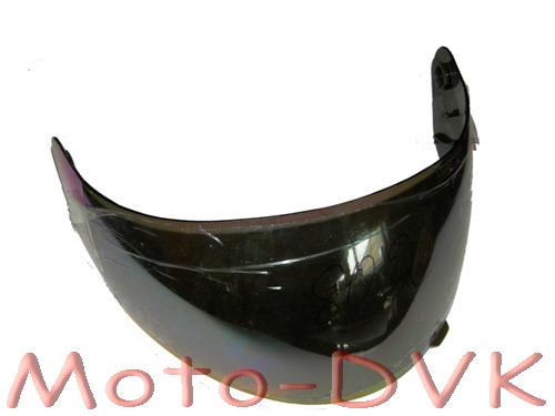 тонированный визор для шлема